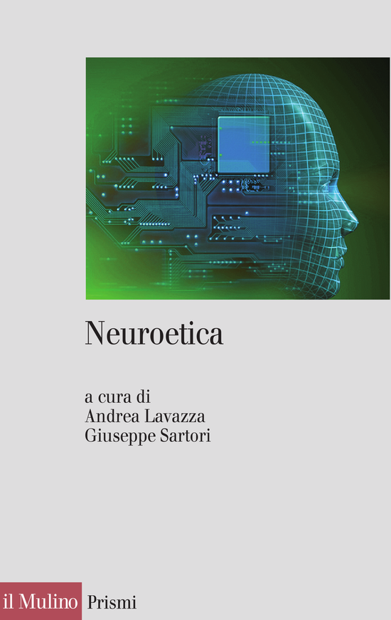 Copertina del libro Neuroetica