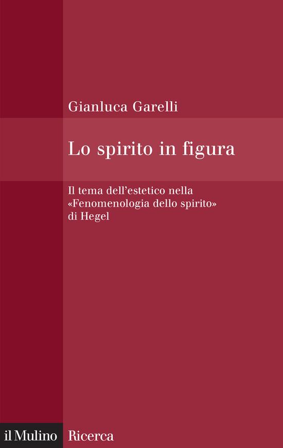 Copertina del libro Lo spirito in figura