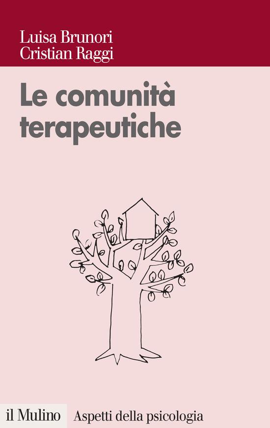 Copertina del libro Le comunità terapeutiche