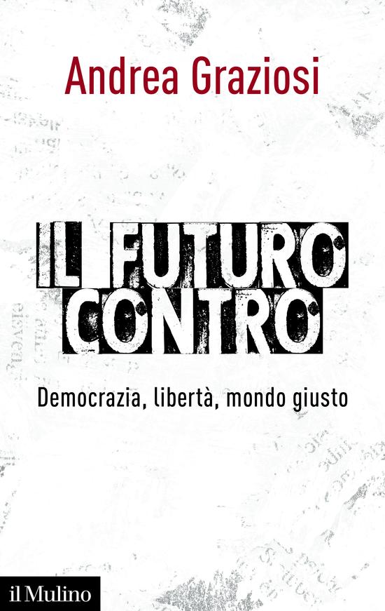Copertina del libro Il futuro contro