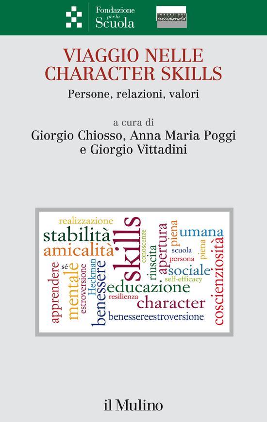 Copertina del libro Viaggio nelle character skills