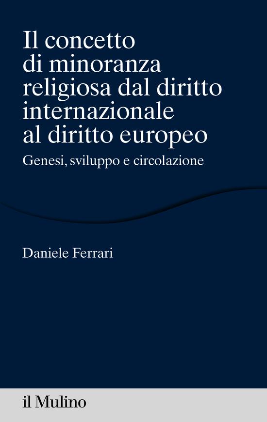 Il concetto di minoranza religiosa dal diritto internazionale al diritto europeo